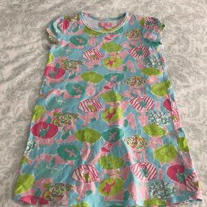 Lilly Pulitzer Mini dress size M (6-7)